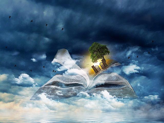 book-clouds