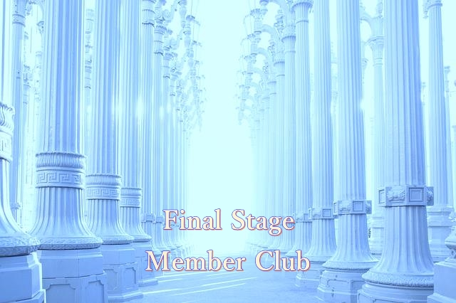 Final Stage Member ☆ Inspiration・Method